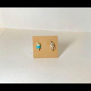 Betsey Johnson Jewelry - Malt Shop (Turquoise) By Betsey Johnson